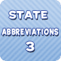 State Abbreviations 3 - Download 5th Grade Social Studies PDF