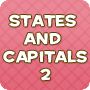 States and Capitals 2 - Free Social Studies Resources