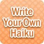 Write your own Haiku - Free Poetry Worksheet for Kids