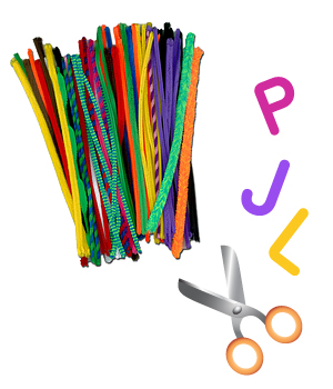 Talk About Letters - Free Preschool Activity