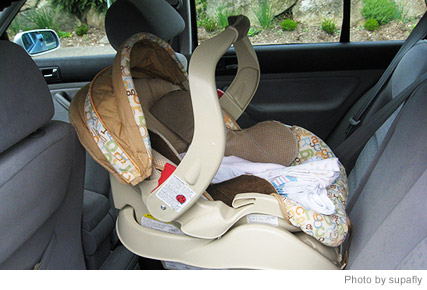 Car Safety Tips for Parents
