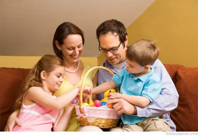 Family Activities for Easter