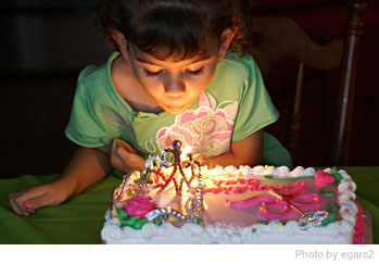 Making the Perfect Birthday Cake for Your Child