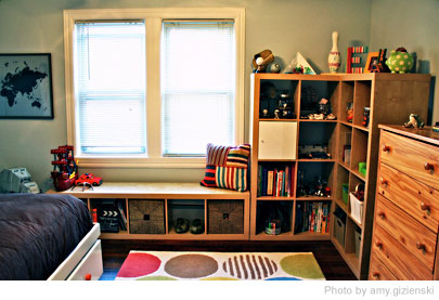 How to Redecorate Your Kid's Room