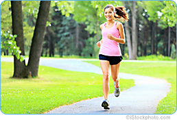 Running to Maintain Fitness - JumpStart Moms Articles
