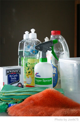 Spring Cleaning Tips for Moms