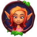 Magic and Mythies - Elf Holly
