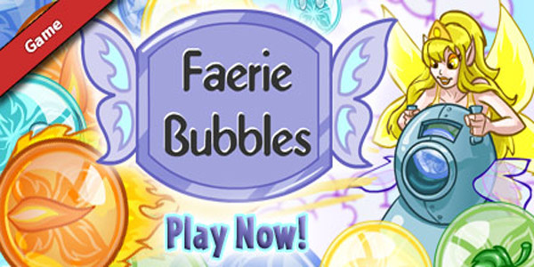 Faerie Bubbles