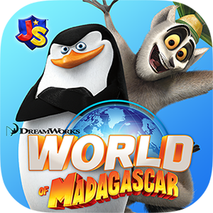 World of Madagascar Mobile Game
