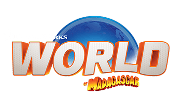 World of Madagascar Logo