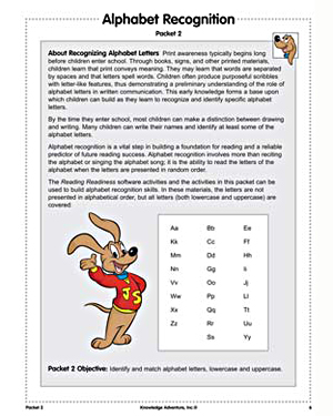 Alphabet Recognition Activities - Fun Classroom Activities for Kids